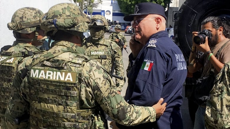 Acapulco's entire police force suspended in corruption probe as