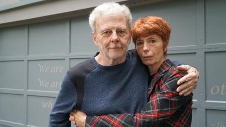 Karen Fraser and Ron Smith