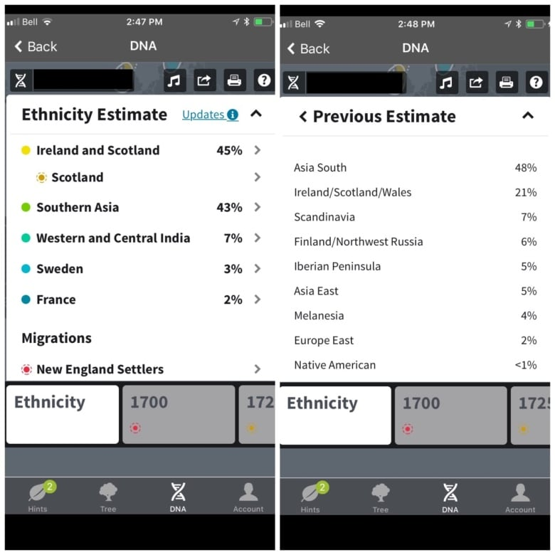 Why you're no longer 5% Portuguese: Ancestry explains DNA update