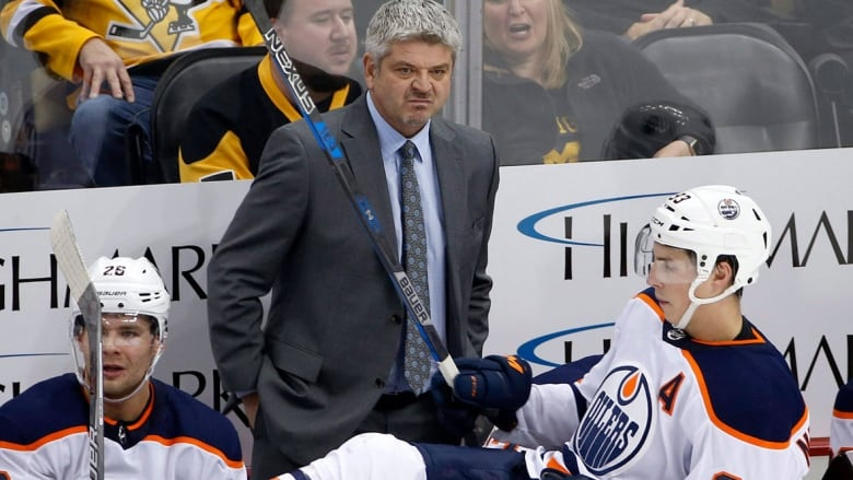 72689a755b2 A look at NHL coaches — and a GM — potentially on the hot seat