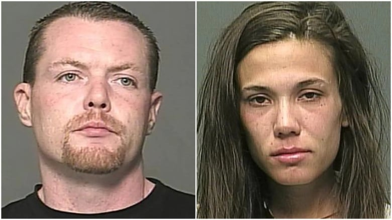 2 people arrested in dragging of man who tried to stop stolen