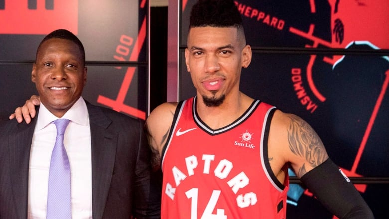 4b0dac2fe Newcomer Danny Green happy to be leader with young Raptors