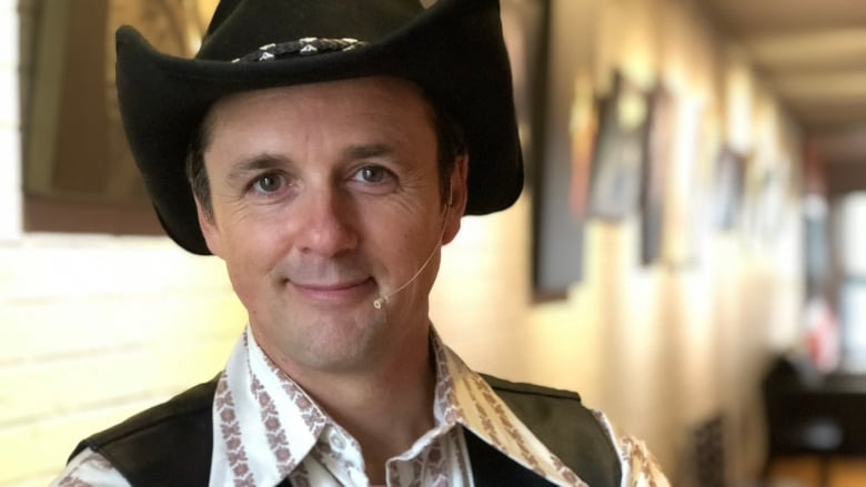 curtain rises on the ballad of stompin tom connors cbc news