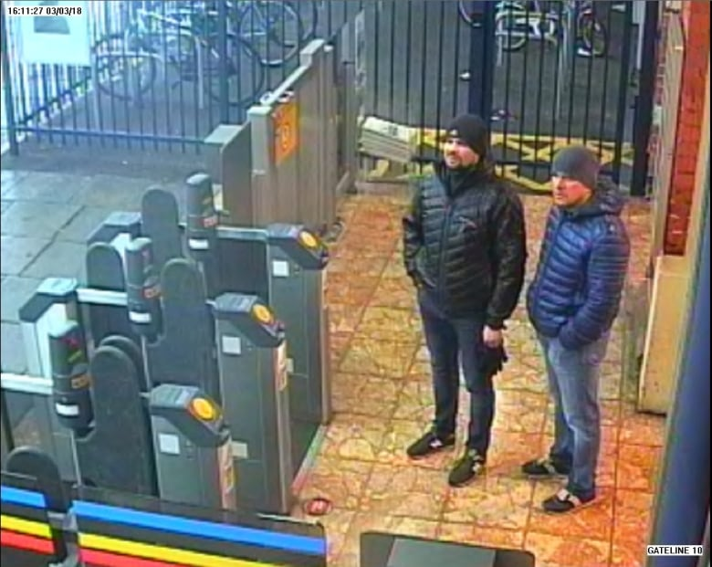 Third Russian Agent in Skripal Reconnaissance Mission Identified, Media Reports