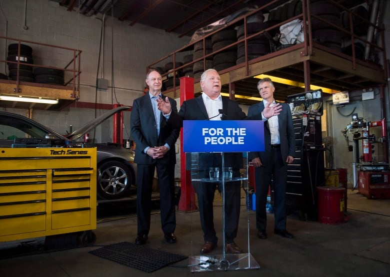 Ontario to scrap Drive Clean emissions test, target heavy