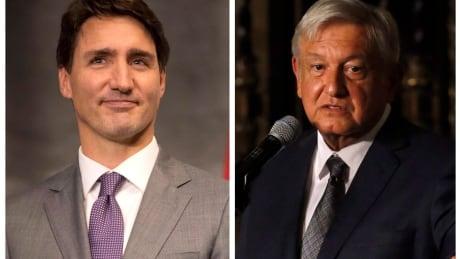 Andres Manuel Lopez Obrador, Justin Trudeau