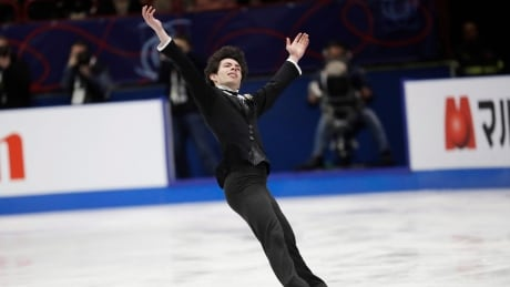 Canada's Messing skates to gold in men's event at Nebelhorn Trophy