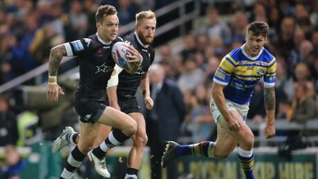 Leeds Rhinos v Toronto Wolfpack Super 8's The Qualifiers