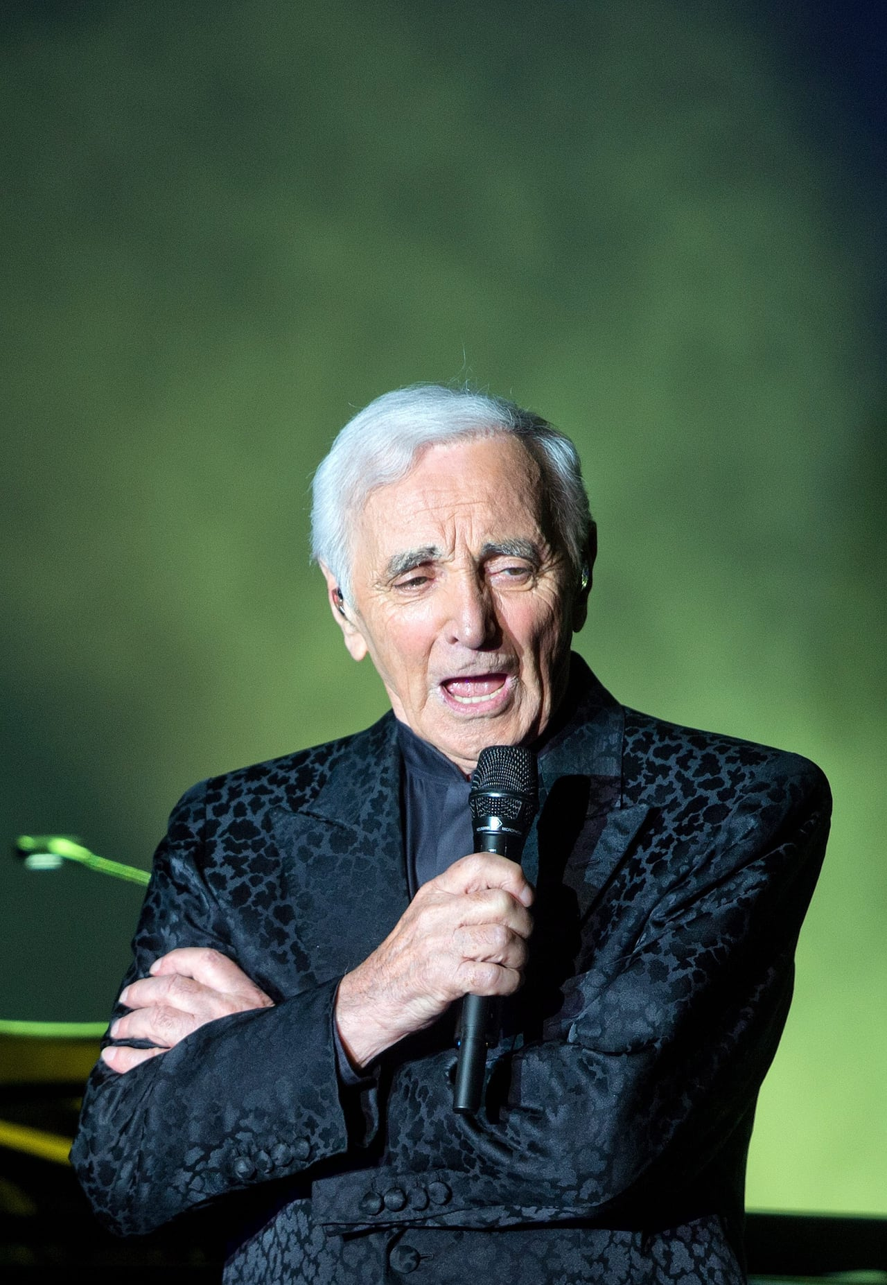 French singing legend Charles Aznavour dead at 94
