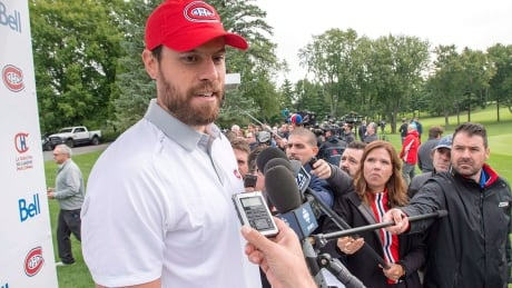 'The Choice Was Obvious:' Shea Weber Named Canadiens' 30th Captain