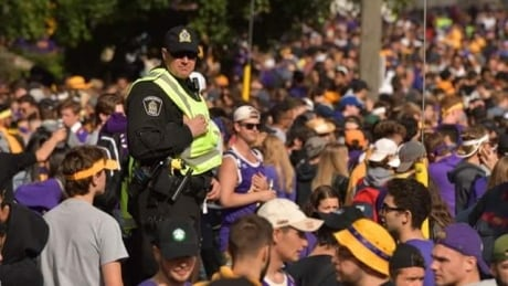 Laurier 2018 homecoming was largest on record, police say