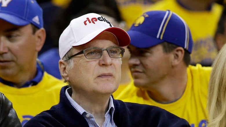 Seahawks, Blazers owner Paul Allen battling cancer