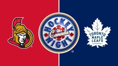 HNIC - Ottawa at Toronto - OTT at TOR - Senators at Leafs