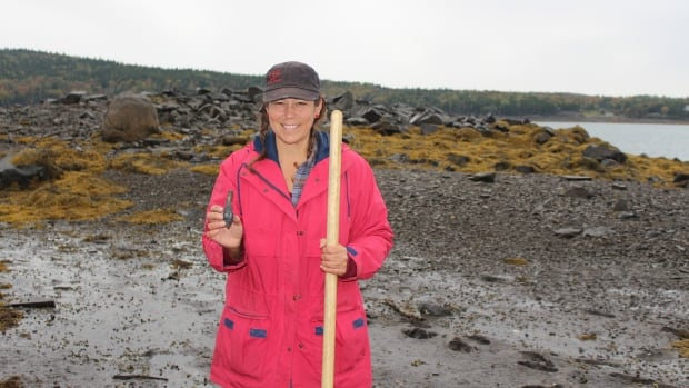 Researcher discovers microplastics in Bay of Fundy clams | CBC News