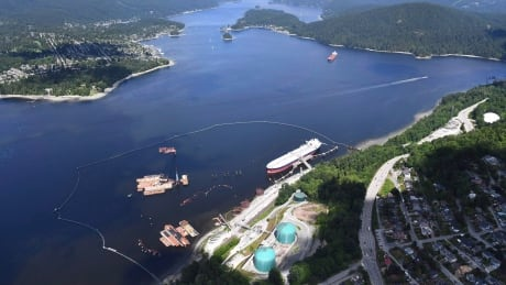Canada says B.C. trying to impede Trans Mountain with pipeline legislation