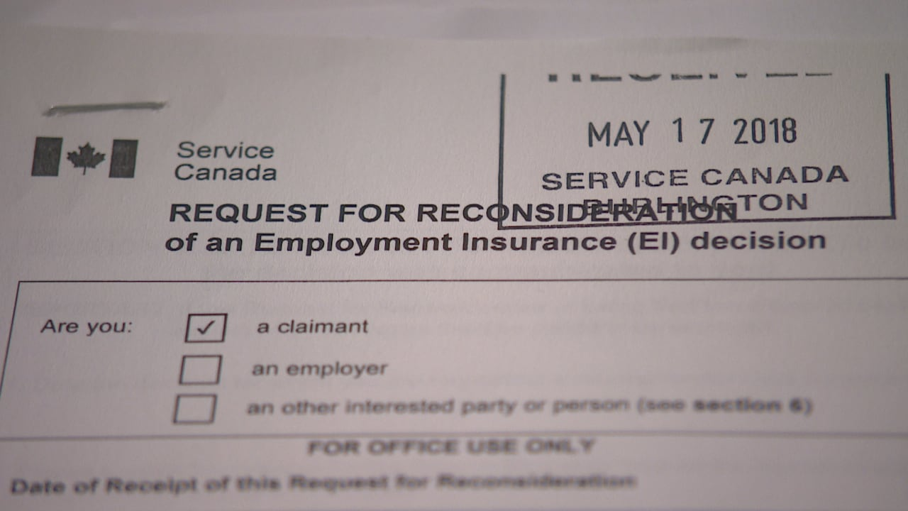 Jobless Man Told To Pay Thousands For Government Ei Mistake Cbc News
