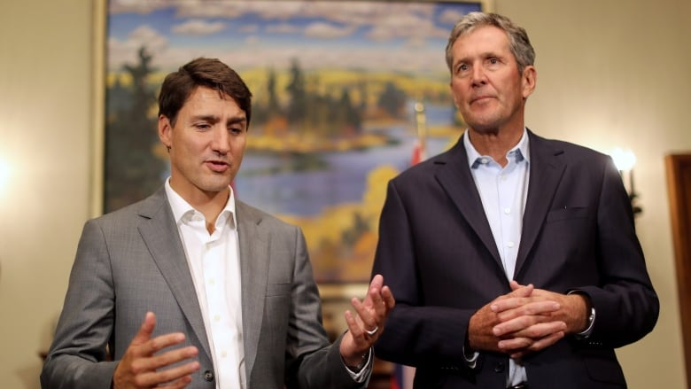 Canadians voted for a carbon tax, Trudeau says as provincial blowback grows