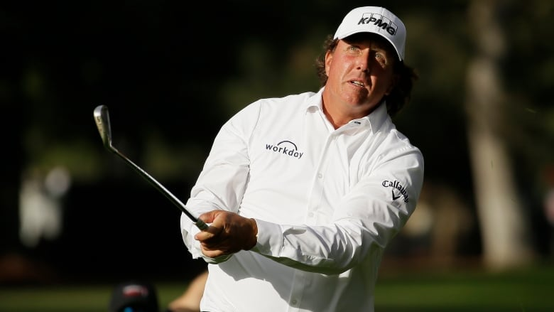 Mickelson: Almost unplayable rough at Ryder Cup gave Euros advantage