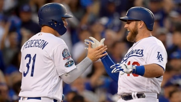 Dodgers blast their way to NLDS Game 1 win over Braves | CBC