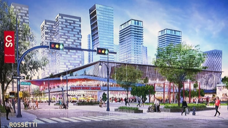Calgary City Council Votes To Restart Talks With Flames On New Arena