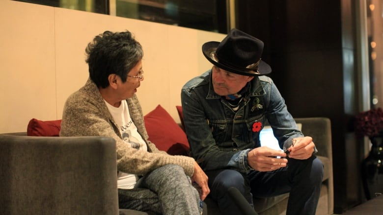 finding the secret path new film chronicles gord downie s efforts