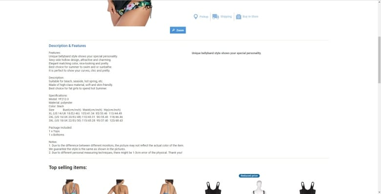 Walmart Removes Third Party Ad That Described Plus Sized Women As