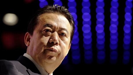 Singapore Interpol President Missing