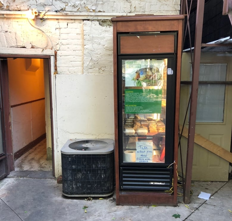Tackling food waste: Local organization opens community fridges in the GTA