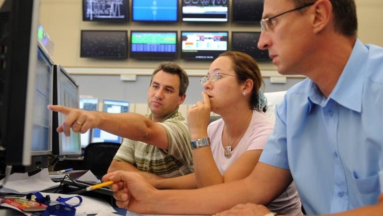 Origins: CERN: People: CERN Staff & Interviews | Exploratorium