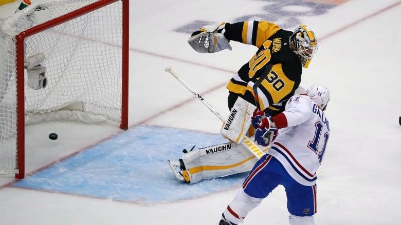 Habs Steamroll Penguins For 1st Win Of Season