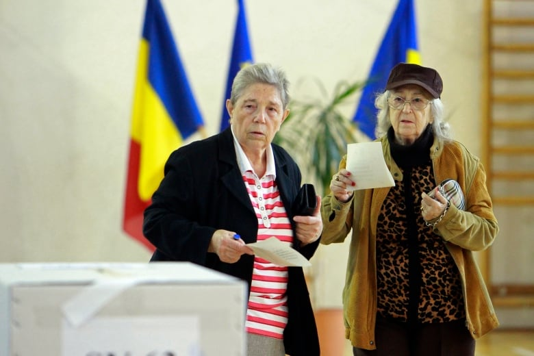 Romanian referendum to ban same sex marriage fails on low turnout