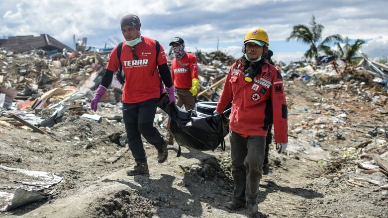 Image result for Central Sulawesi quake, tsunami