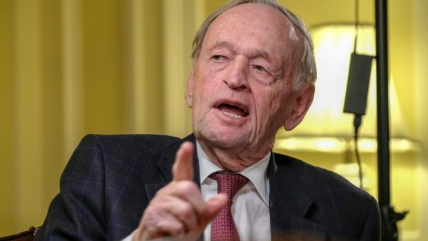 Chrétien says Americans made 'a monumental error' when they elected Donald Trump | CBC News