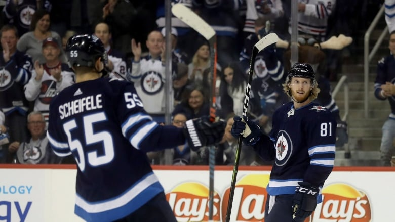 Kyle Connor Scores In 3rd Straight Game As Jets Get Past Kings Cbc