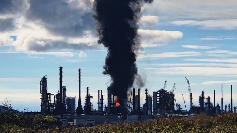 Close call': New details on unit where refinery explosion began
