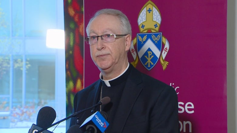 Edmonton archdiocese to publish info on past criminal convictions of