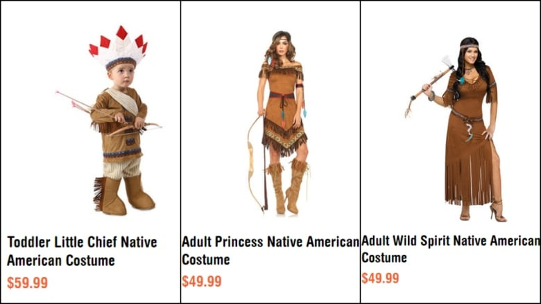 b13f3a371f8 It's demeaning to our women': Petition wants Indigenous costumes ...