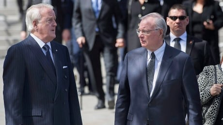 Mulroney felt snubbed by Library and Archives deal with Paul Martin: documents thumbnail