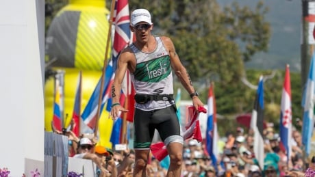 Canada's Sanders returns to world Ironman championship after close 2nd