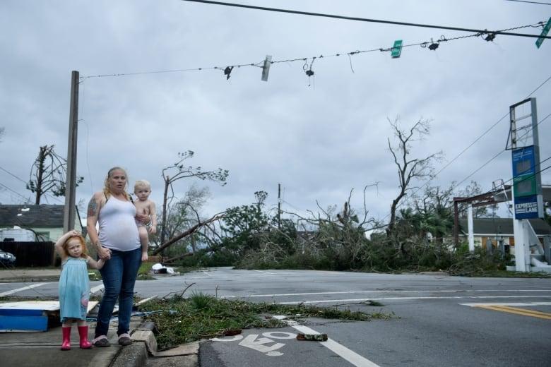 'Horrendous. Catastrophic': Menacing Michael Leaves Florida Devastated, Heads for Carolinas