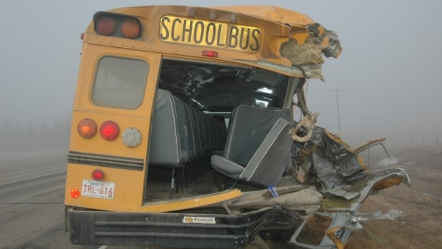 Seatbelts on school buses could have prevented thousands of
