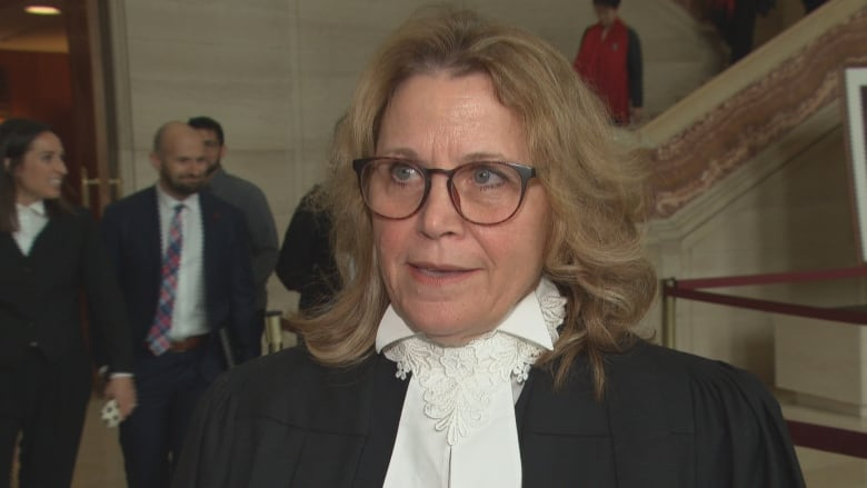 Top court hears grim details of Cindy Gladue's last hours as it considers new murder trial jean teillet
