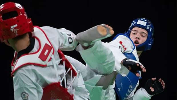 Canada's Ethan McClymont captures taekwondo bronze at Youth Olympic Games