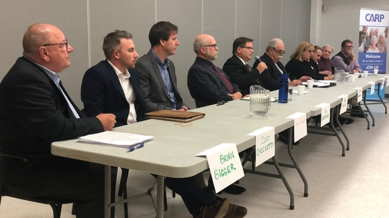 Mayoral Candidates Tackle Teen Issues - Sex Photo-8165
