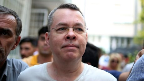 Turkey US Pastor Trial Brunson