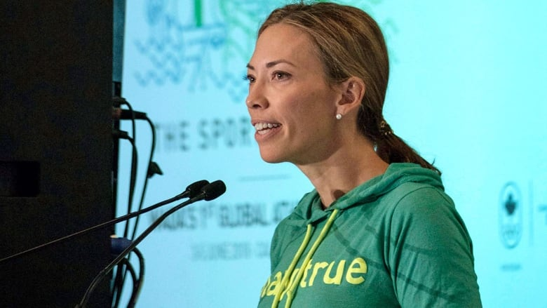 WADA report finds no evidence Canada's Beckie Scott was bullied