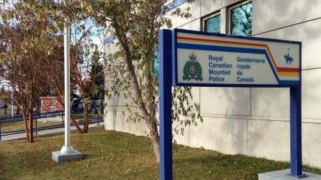 Yellowknife RCMP detachment