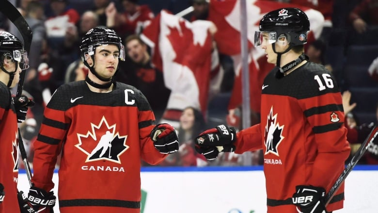 Edmonton Red Deer To Host 2021 World Junior Hockey Tournament Cbc