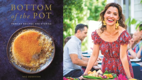 'Food is what connects us': Cookbook details Iranian immigrant's journey to Canada
