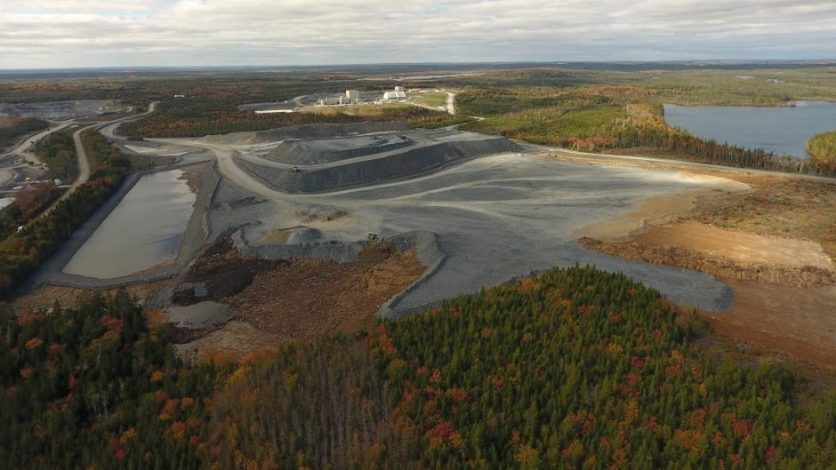 cbc.ca - Frances Willick - Residents worried about proposed gold mine near Sherbrooke